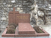 Author photo. Cimetière Saint Vincent, Paris, France (Photo credit: Airair (wikipedia user name), April 19, 2006)
