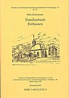 Familienbuch Erzhausen by Otto Schumann