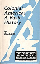 Colonial America: A Basic History (Anvil…