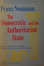 The democratic and the authoritarian state;…