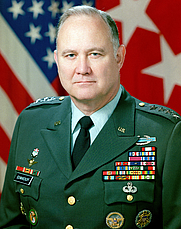 Author photo. U.S. Army photograph (1988) by Russell Roederer.
