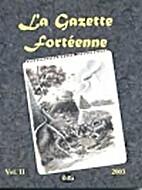 La Gazette Fortéenne, vol. 2 by Collectif