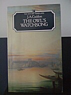 The Owl's Watchsong by J. A. Cuddon