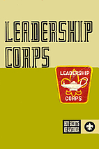 Leadership Corps, Boy Scouts of America No.…