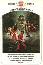 ULLSTEIN 2000 SF STORIES 81 by Walter Spiegl