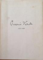 Cesário Verde 1855-1886. Catálogo da…
