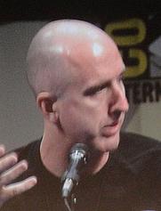 Author photo. James McTeigue. Photo courtesy Pop Culture Geek.