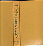 The Making of the Auden Canon by Joseph…