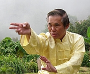 Author photo. Sifu Wong Kiew Kit