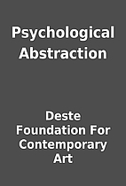 Psychological Abstraction by Deste…