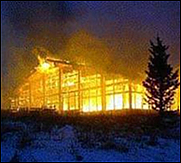 Author photo. The arson at the Vail Ski Resort in Vail, Colorado, in 1998 caused an estimated $12 million in damages.