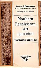 Northern Renaissance Art 1400-1600, Sources…