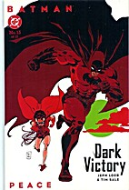Batman: Dark Victory # 13 by Jeph Loeb
