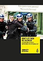 Azerbaijan : don't let them be silenced :…