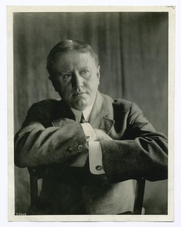 Author photo. Courtesy of the <a href=&quot;http://digitalgallery.nypl.org/nypldigital/id?102814&quot;>NYPL Digital Gallery</a> (image use requires permission from the New York Public Library)
