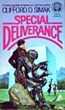 Special Deliverance by Clifford D. Simak