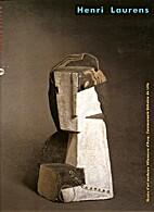 Henri Laurens: Retrospective (French…