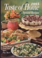 2005 Taste of Home Annual Recipes by Jean…