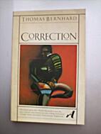 Correction by Thomas Bernhard