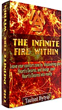 The Infinite Fire Within: Leave your comfort…