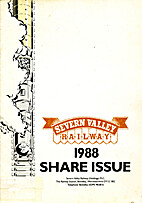 Severn Valley Railway 1988 Share Issue