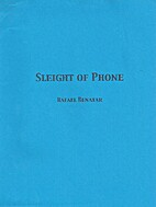 Sleight of Phone: lecture notes by Rafael…