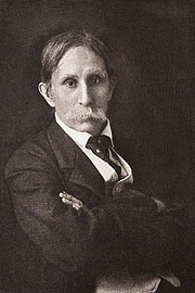 Author photo. Image from <b><i>Modern poets and Christian teaching. Richard Watson Gilder, Edwin Markham, Edward Rowland Sill</i></b> (1906) by David George Downey