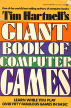 Giant Book of Computer Games by Tim Hartnell