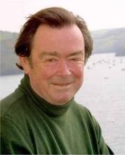 Author photo. Tim Heald