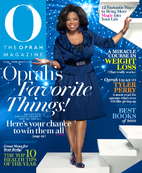 O: The Oprah Magazine (December, 2010) by…