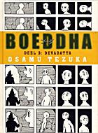 Boeddha Deel 3: Devadatta by Osamu Tezuka
