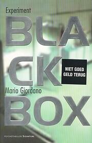 Experiment Black Box by Mario Giordano
