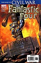 Fantastic Four [1961] #536 by J. Michael…