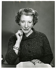 Author photo. By Smithsonian Institution from United States - Lois Mattox MillerUploaded by Magnus Manske, No restrictions, <a href=&quot;https://commons.wikimedia.org/w/index.php?curid=22190262&quot; rel=&quot;nofollow&quot; target=&quot;_top&quot;>https://commons.wikimedia.org/w/index.php?curid=22190262</a>
