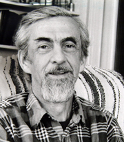"""Author photo. Archie Hind, author of """"The Dear Green Place"""""""