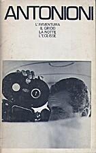 Four Screenplays: L'avventura, Il Grido, La…