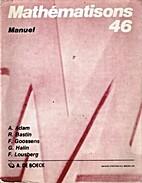 Mathématisons 46 - Manuel - 4ème / 6…