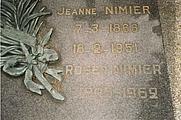 Author photo. tombe de Roger Nimier au cimetière de Saint-Brieuc By Prototype - Own work, CC0, <a href=&quot;https://commons.wikimedia.org/w/index.php?curid=21650244&quot; rel=&quot;nofollow&quot; target=&quot;_top&quot;>https://commons.wikimedia.org/w/index.php?curid=21650244</a>
