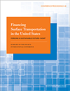 Financing Surface Transportation in the…