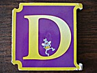 Sesame Street ABCs Dd: Diddly Diddly D by…