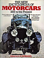 The New Encyclopedia of Motorcars: 1885 to…
