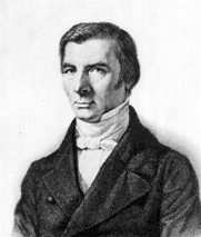 Author photo. Claude Frédéric Bastiat. Wikimedia Commons.