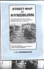 Street Map of Hyndburn by J S Cunningham