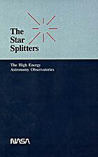 The star splitters : the High Energy…