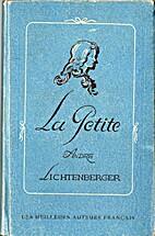 La Petite by André Lichtenberger