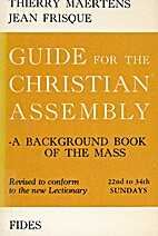 Guide for the Christian assembly, 9 vol. set…