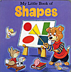 My Special Book of Shapes (My Little Books)