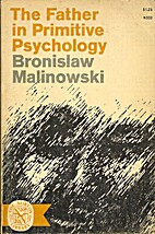 The Father in Primitive Psychology by…