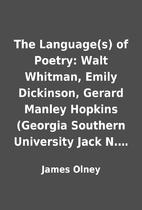 The Language(s) of Poetry: Walt Whitman,…