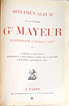 Spécimen-album de la fonderie Gustave…